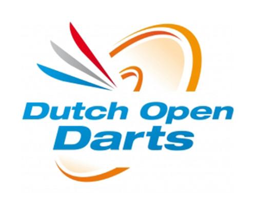 logo Dutch open darts