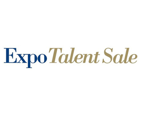 logo Expo talent sale