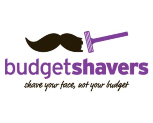 logo budgetshavers