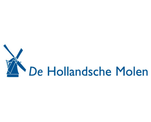 logo De Hollansche Molen