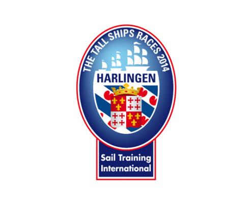 logo Harlingen tall ships