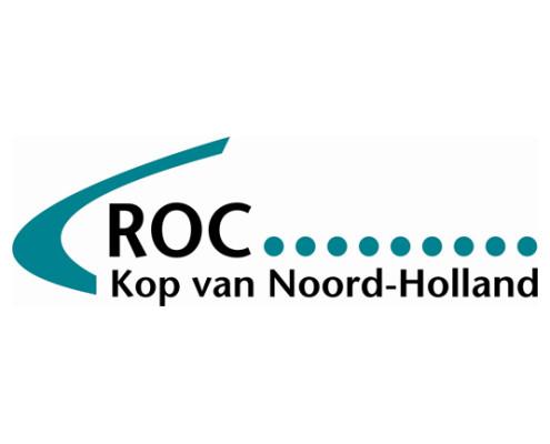 logo ROC kop van NH